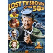 Lost TV Shows of the 50's (DVD)