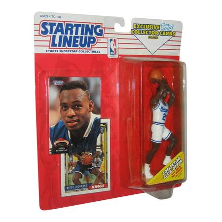 1993 Starting Lineup Figure (NBA Basketball Starting Lineup (1993) Mitch Richmond Figure w/)