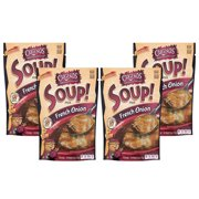 (3 Pack) Cugino's Baked Burgundy French Onion Soup! Mix, 5.6 oz