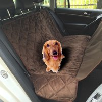 Product Image Non Slip Pet Car Back Seat Cover Water Proof Dog Safety Hammock Protector Mat