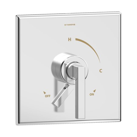 Duro Shower Shower Valve Trim in Polished Chrome Valve Not Included