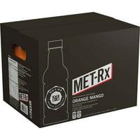 MET-Rx® Super Hydration Sports Drink, Orange Mango, 20 fl.oz., 12 count