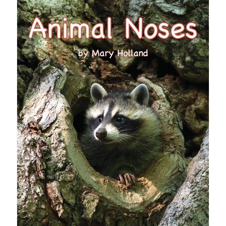 Animal Noses (Animal Noses (Hardcover))