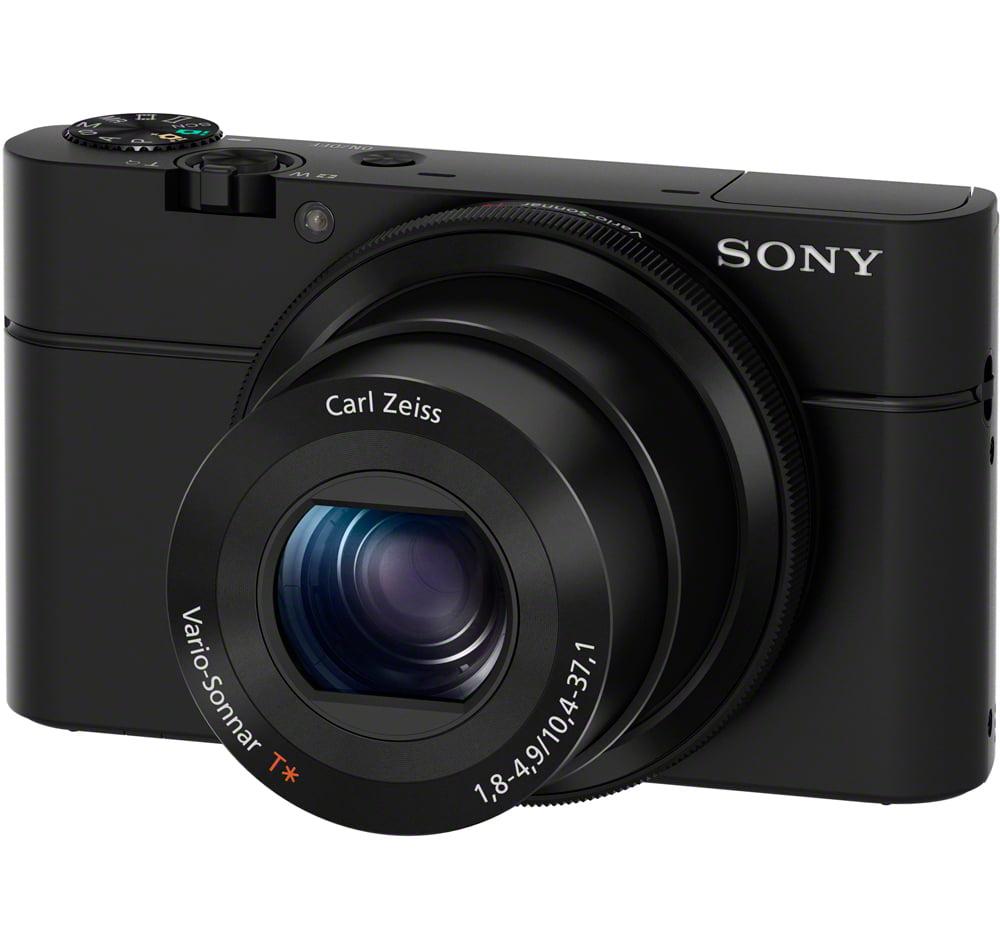 Sony DSC-RX100/B 20.2-megapixel Digital Camera