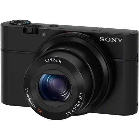 DSC-RX100/B Cyber-shot Digital Camera RX100