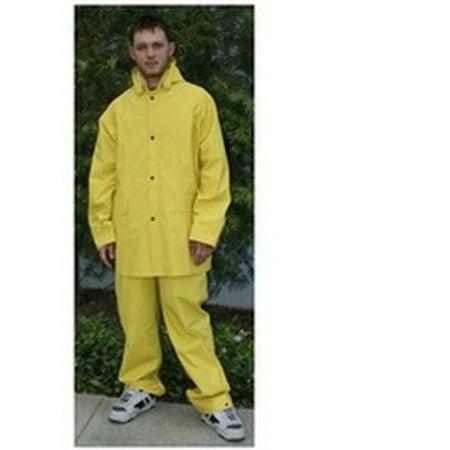 RS1598 3-Piece Rain Suit, Large