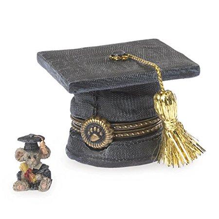 Resin Scholar's Cap with Einstein By