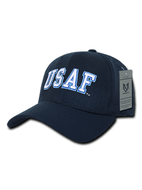 f207d9b8855ef Product Image Rapid Dominance US Air Force Flex Fit Embroidered Baseball  Dad Caps Hats