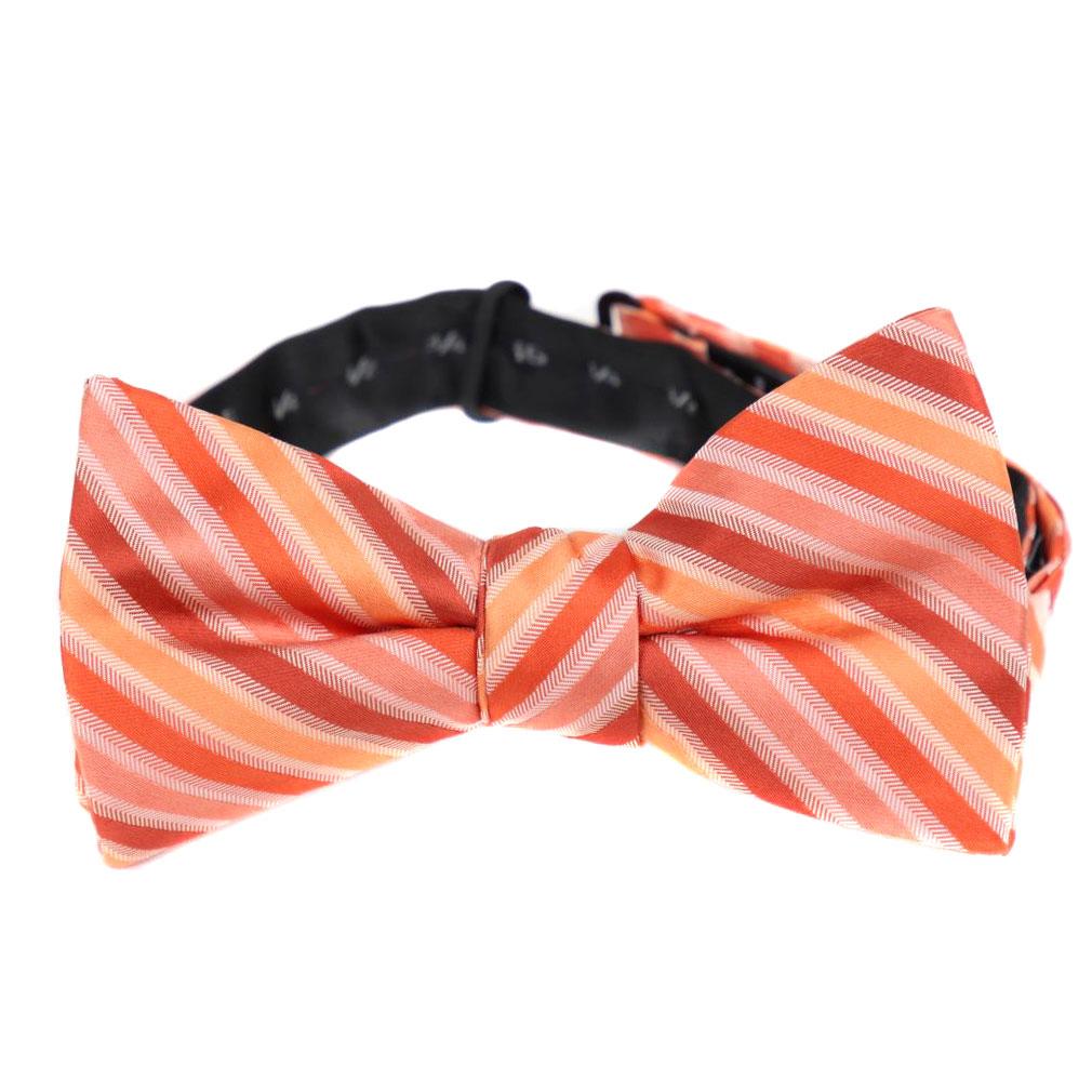 buyyourties pbtz 111 pre bow tie orange walmart