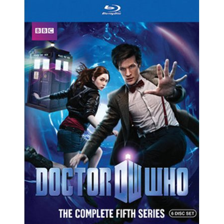 Doctor Who: The Complete Fifth Series (Blu-ray) (Doctor Who Region 2 Dvd)