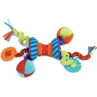 Manhattan Toy Ziggles Rattle and Teether