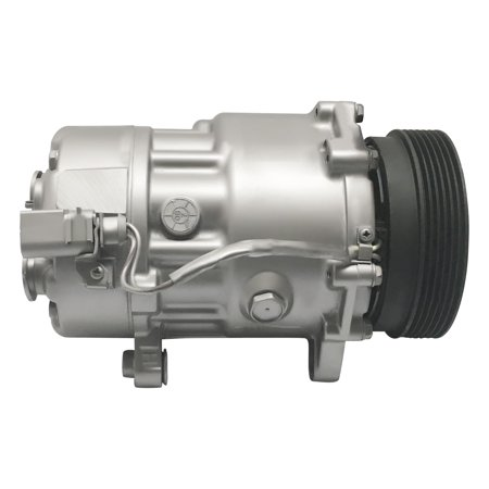 RYC Remanufactured AC Compressor and A/C Clutch GG554 Fits 1999, 2000, 2002, 2003, 2004, 2005 VW Jetta 1.8L 1.9L 2.0L