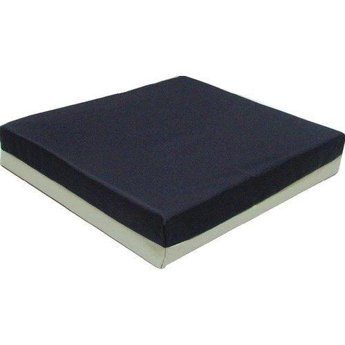 Medline 18'' x 16'' High Resiliency Foam Cushion