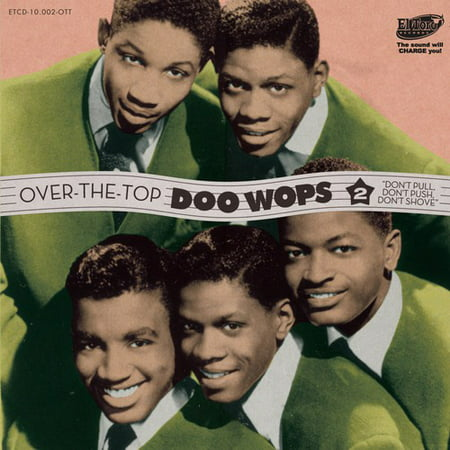 Over the Top Doo Wops 2 / Various (CD)