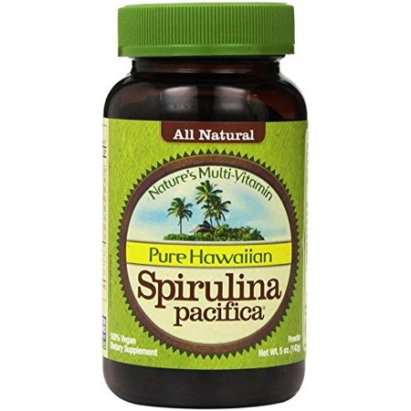 Nutrex Hawaii Spirulina Powder, 5.0 Oz
