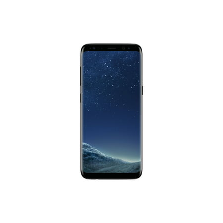 Samsung Galaxy S8 64GB, Midnight Black