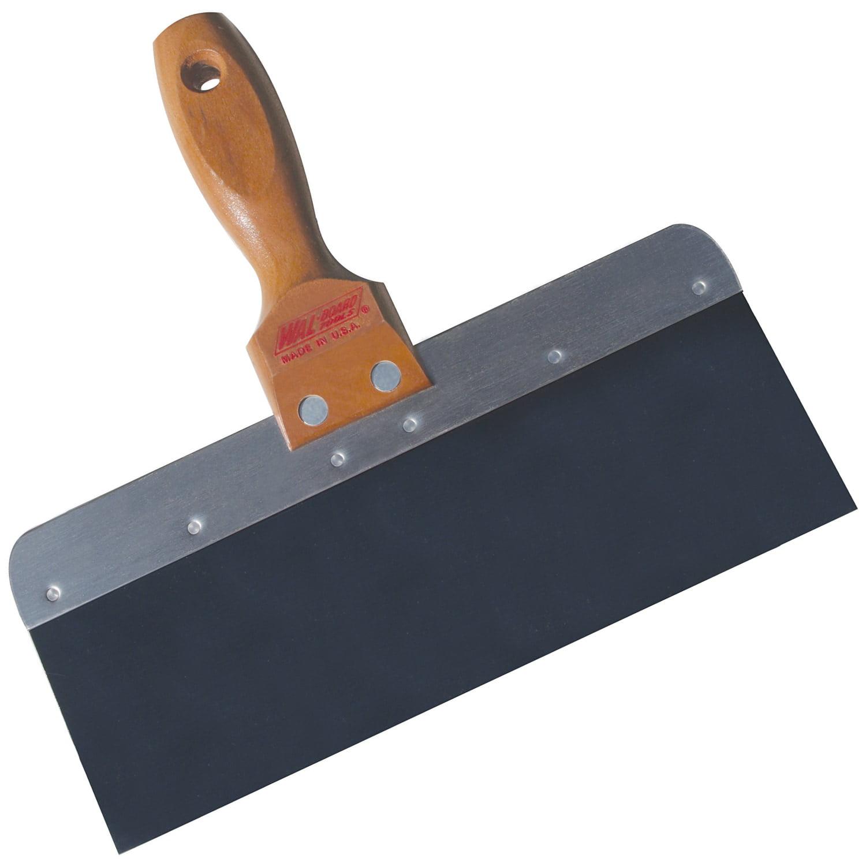 "Walboard 18-002/JK-8 8"" Taping Knife with Hardwood Handle"