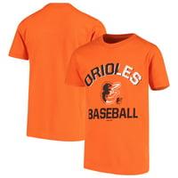 Baltimore Orioles Youth Team Trainer T-Shirt - Orange