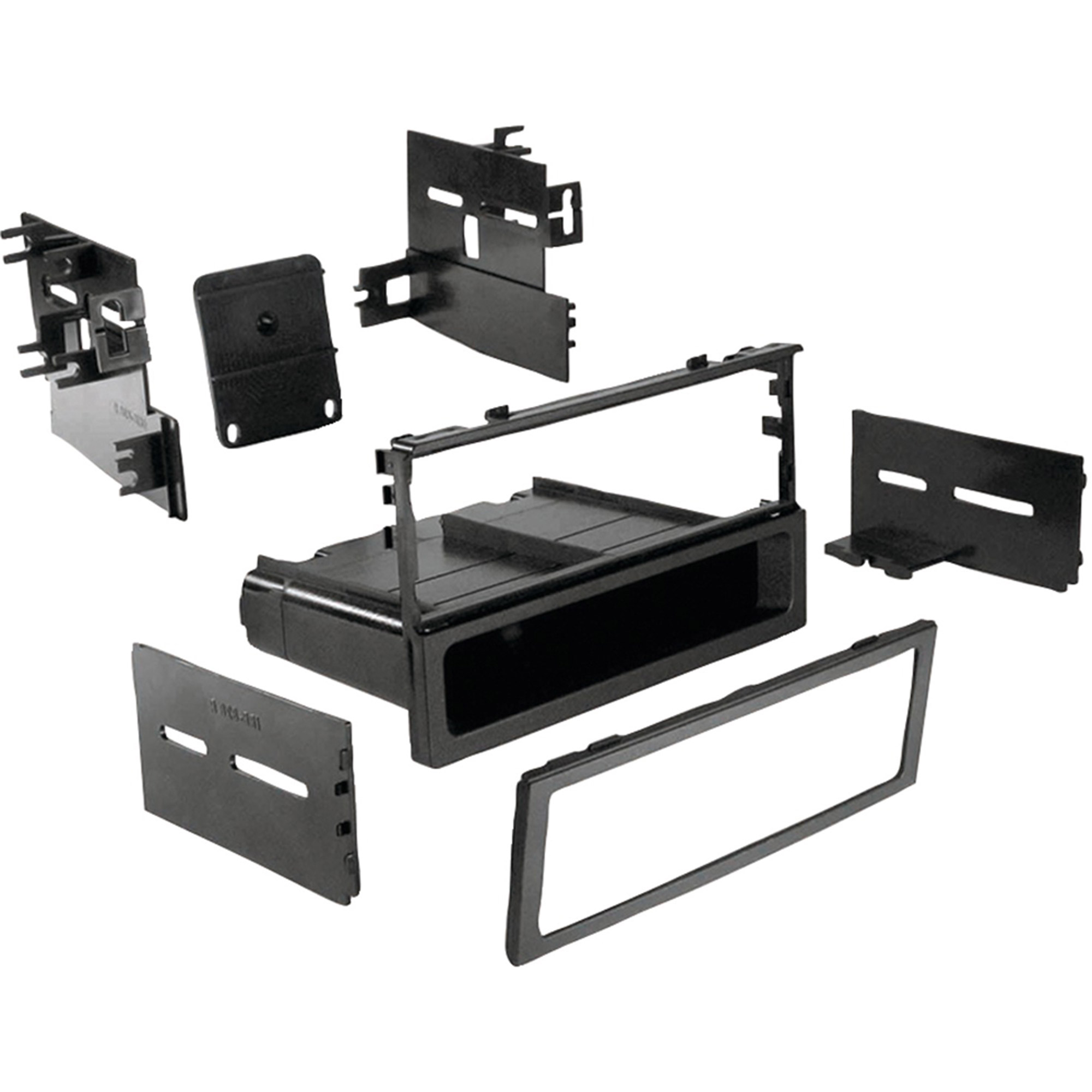 Best Kits BKHONK828 In-Dash Installation Kit (Honda/Acura 1986 and Up with Pocket Single-DIN)