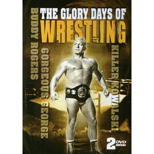 Glory Days Of Wrestling [dvd] [2dvd Tins] (timeless Media Group) by Timeless Media Group