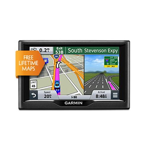 "Garmin Nuvi 67LM 6"" GPS Navigator, Free Lifetime Map Updates by Garmin"