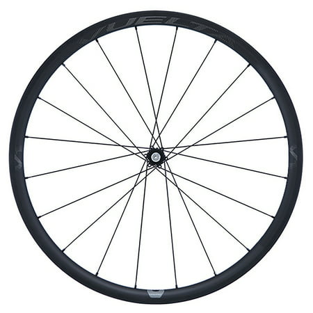 - Carbon Pro V1 700c Handbuilt Clincher Front Road Wheel