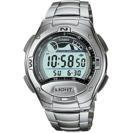 - Men's Moon and & Tide Digital Watch W753D-1AV