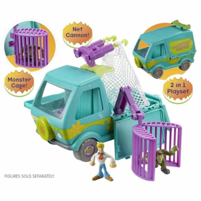 Scooby Doo Mystery Machine - Kamisco