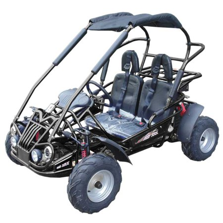 Black TrailMaster Mid XRX/R, 4-Stroke, Single Cylinder, Air Cooled - 4 Cylinder Stock