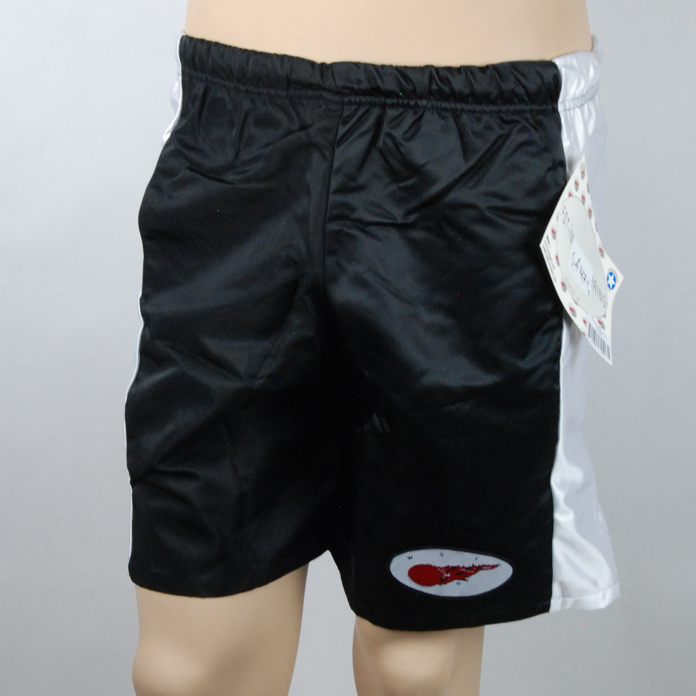 WSI Sports Zombie Shorts Youth Large - Black / White