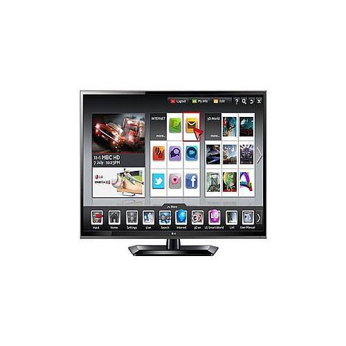 """LG 60LS579C - 60"""" Class ( 60.1"""" viewable ) LED TV - Smart TV - 1080p (FullHD) -"""