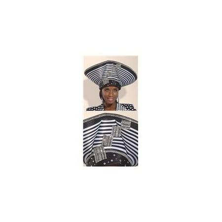 Donna Vinci Couture Hats H1496 Elaborate Ladies Lavender Church Hat -  Walmart.com fee9584429f
