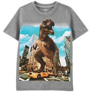 Carters Little Boys Dino T-Shirt