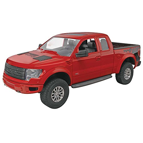 Revell SnapTite Max Ford F-150 SVT Raptor Pick Up Model Kit by Revell