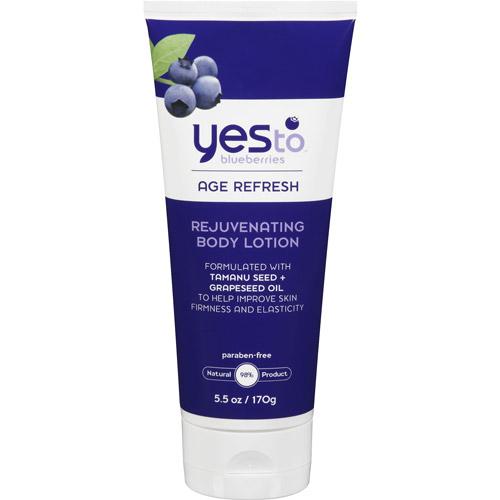 Yes To Blueberries Rejuvenating Body Lotion, 5.5 fl. oz.