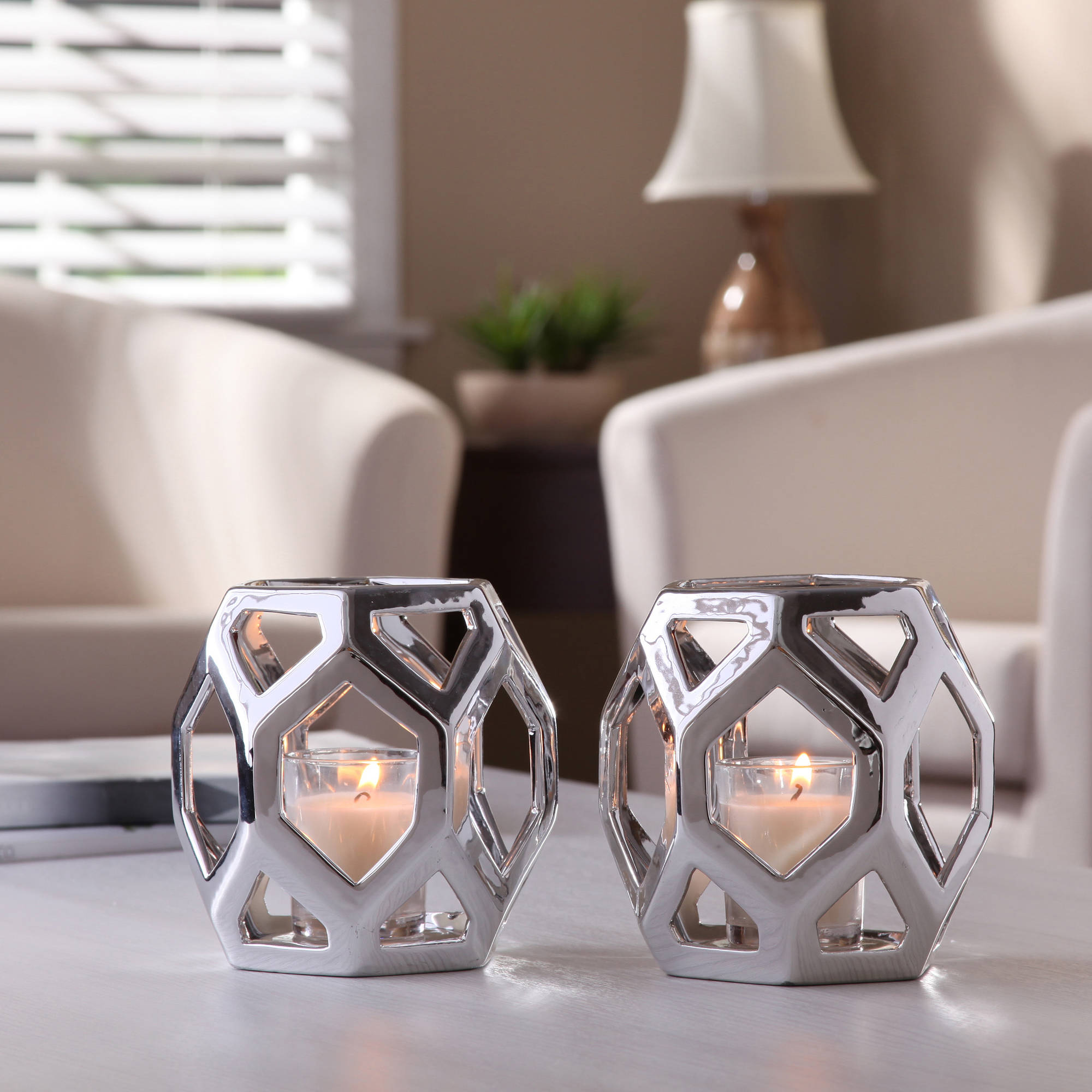 pillar candle holders walmart com