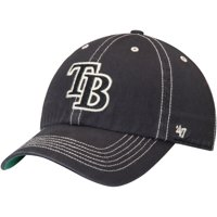 Tampa Bay Rays '47 Groveland Franchise Fitted Hat - Black
