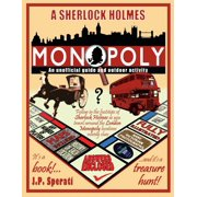 A Sherlock Holmes Monopoly - An Unofficial Guide and Outdoor Activity (Standard B&w Edition)