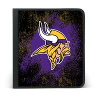 MINNESOTA VIKINGS ZIPPER BINDER