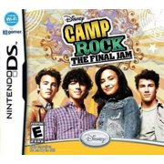 Camp Rock The Final Jam, Disney Interactive Studios, NintendoDS, 712725018276