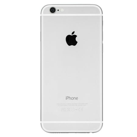 Refurbished Apple iPhone 6 16GB, Silver - Unlocked