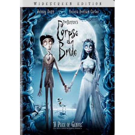 Tim Burton's Corpse Bride (DVD) - Tim Burton Halloween Party