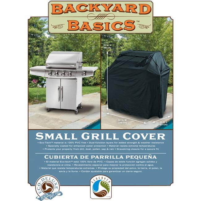Mr. Bar-B-Q Backyard Basics Grill Cover, Small by Mr Bar B Q