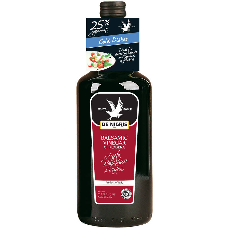 Balsamic Vinegar of Modena - De Nigris, White Eagle