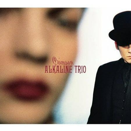 Alkaline Trio - Crimson [CD]