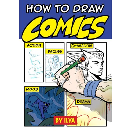 How to Draw Comics - eBook (How To Draw Comic Books)