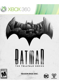 Batman Telltale Series (Xbox 360) Telltale Games, 883929558223
