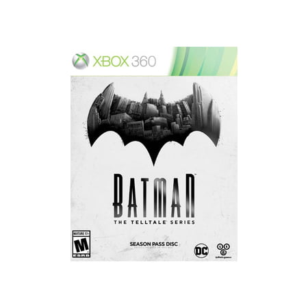 Batman Telltale Series (Xbox 360) Telltale Games, (Best Xbox 360 Series)