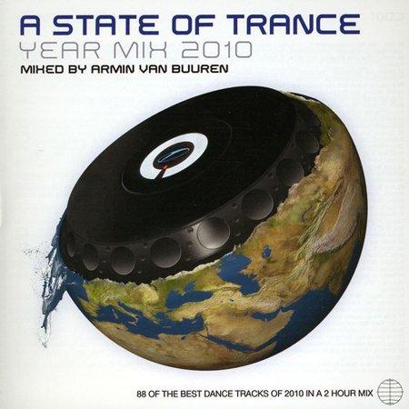 State of Trance: Yearmix 2010 (CD) - Dj Trance Halloween