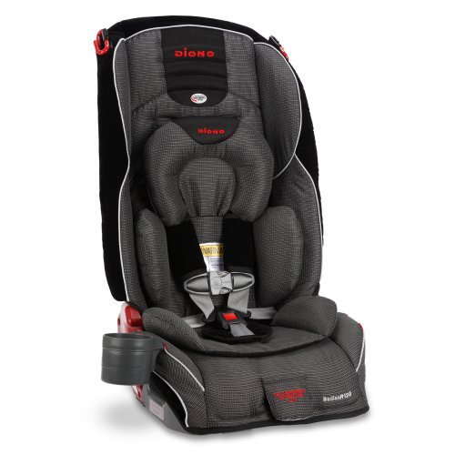 Diono Radian R120 Convertible Car Seat with Booster - Shadow